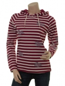 Shirt Tilly 18-032-561 von Sorgenfri Sylt in raspberry