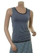 Shirt Alva 18-052-306 von Sorgenfri Sylt in Aqua