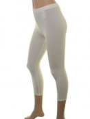 Leggings Antje von Sorgenfri Sylt in Ivory