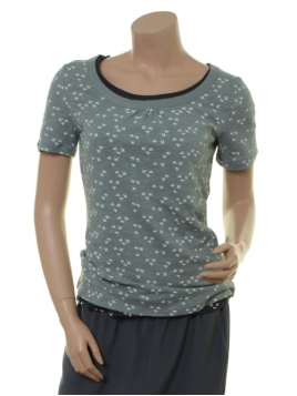 Shirt Lenka von Sorgenfri Sylt in misty green