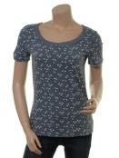 Shirt Lenka von Sorgenfri Sylt in aqua