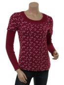 Shirt Lenka von Sorgenfri Sylt in raspberry