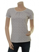 Shirt Camille 18-063-301 von Sorgenfri Sylt in misty green