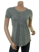 Shirt Rasa 18-066-301 von Sorgenfri Sylt in misty green