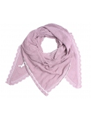 Scarf Lisa von Sorgenfri Sylt in Powder