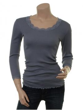 Shirt Lynn von Sorgenfri Sylt in aqua