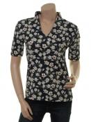 Kurzarm T-Shirt Marta von Endless Moda Denmark