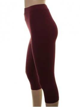 Kurze Leggings von Du Milde in darkred