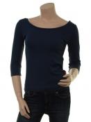 Langarm T-Shirt Trinis von Du Milde in blue