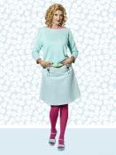 Pullover Camilla Mint von Du Milde