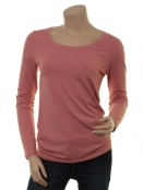 Langarm T-Shirt 1-5270-12 von Noa Noa in ash rose