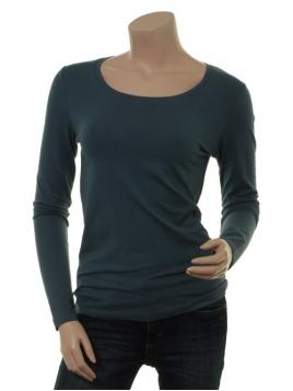 Langarm T-Shirt 1-5270-12 von Noa Noa in orion blue