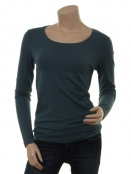 Langarm T-Shirt 1-5270-12 von Noa Noa in orion blue