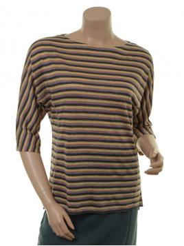 Langarm T-Shirt 1-8333-1 von Noa Noa in art blue