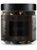 Love-Dark yuzo-lime choc-coated (150g) Lakrids by Johan Bülow
