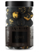 Love-Dark yuzo-lime choc-coated (250g) Lakrids by Johan Bülow