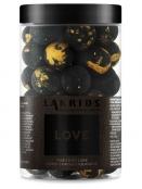 Love-Dark yuzo-lime choc-coated (250g) Lakrids by Johan Bülow