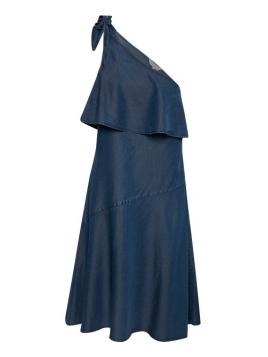 Kleid Loni dark denim von Part-Two