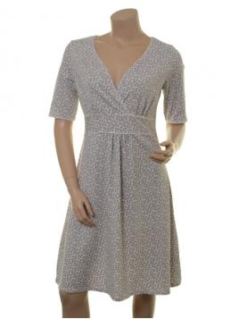 Kleid Marion 18-065-301 von Sorgenfri Sylt in misty green