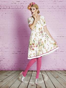 Kleid Dolly Wild Rose von Du Milde