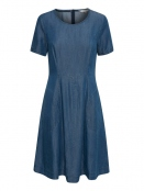 Lyocell-Kleid Kalenas medium denim von Part-Two