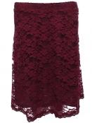 Rock Rosa 28-013-500 von Sorgenfri Sylt in burgundy