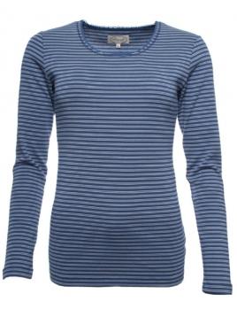 Langarm T-Shirt Sandra 28-041-280 von Sorgenfri Sylt in ink