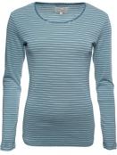 Langarm T-Shirt Sandra 28-041-297 von Sorgenfri Sylt in pastel green