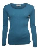 Langarm T-Shirt Malin 28-046-230 von Sorgenfri Sylt in emerald