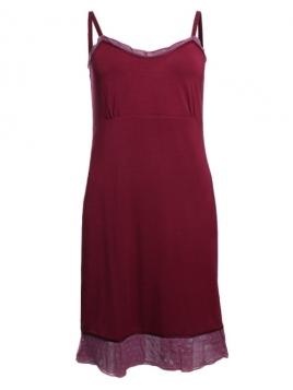 Kleid Rieke 28-050-500 von Sorgenfri Sylt in burgundy
