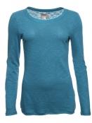 Shirt Nelma 28-052-230 von Sorgenfri Sylt in emerald