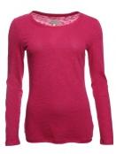 Shirt Nelma 28-052-503 von Sorgenfri Sylt in peonie