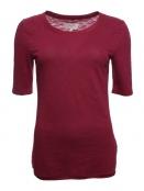 Shirt Tordis 28-053-500 von Sorgenfri Sylt in burgundy