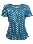 Shirt Lenka 28-055-230 von Sorgenfri Sylt in emerald
