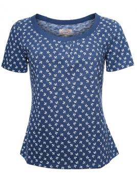Shirt Lenka 28-055-280 von Sorgenfri Sylt in ink