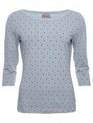 Langarm Mabel T-Shirt 28-059-105 von Sorgenfri Sylt in heaven