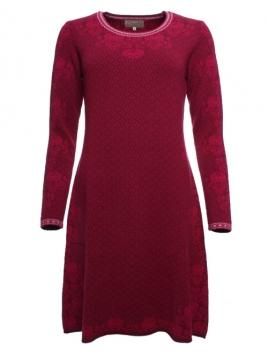 Kleid Lia 28-080-500 von Sorgenfri Sylt in burgundy
