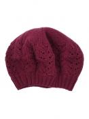 Mütze Pietje 28-118-500 von Sorgenfri Sylt in burgundy