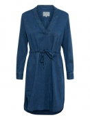 Kleid Maris 30303521 von Part-Two in Denim Blue