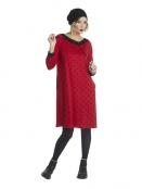 Kleid Ella Flamincolife von Du Milde in Rot