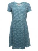 Kleid Heike von Sorgenfri Sylt in lagoon