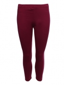 Leggings Fjella von Sorgenfri Sylt in cherry