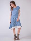 Kleid Krona von Olars Ulla in BlueWhite