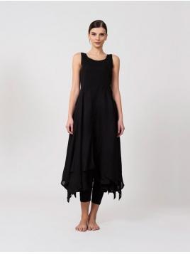 Kleid Kruska von Olars Ulla in Black