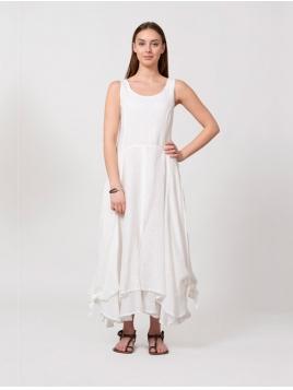 Kleid Kruska von Olars Ulla in White