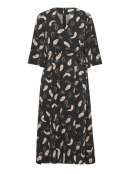 Kleid Acadia von InWear in BlackAbstr