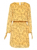 Kleid Zandra von InWear in Yellow