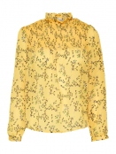 Blouse Zandra von InWear in Yellow