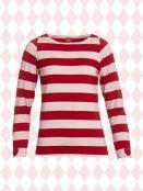 Langarm T-Shirt Sassy-Thula von Du Milde in RotRosa