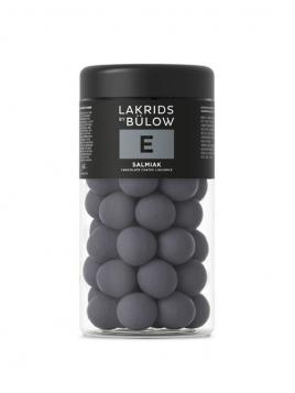 E - Salmiak Choc coated Liquorice Regular (295g) von Lakrids by Johan Bülow